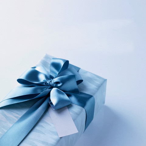 Close-up of Gift box