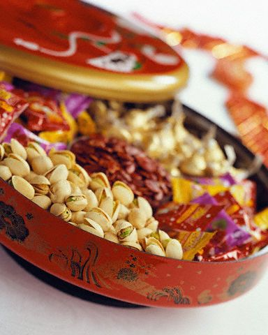 Chinese New Year Candy Box