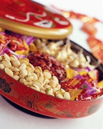 Chinese New Year Candy Box