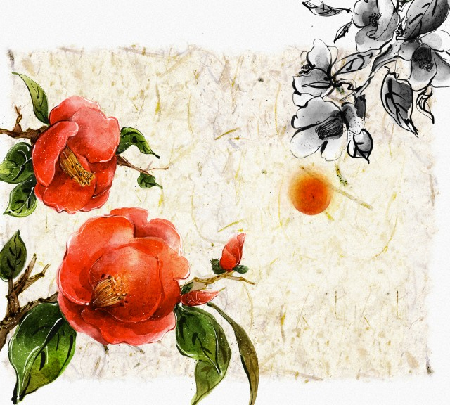2022 lunar year illustration